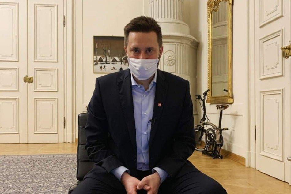Ilustračný obrázok k článku Primátor Bratislavy bude mať nižší plat. Požiadal o to sám kvôli koronakríze