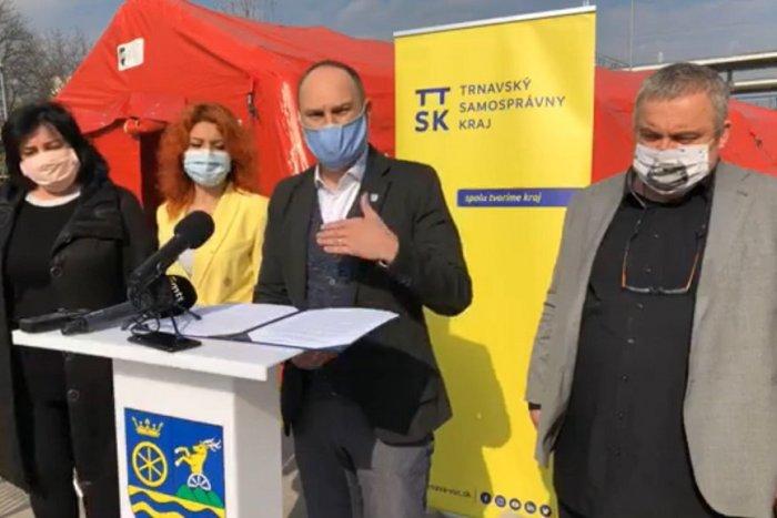 Ilustračný obrázok k článku Koronavírus: Župa vyčlení nemocnici 60 lôžok v zariadeniach samosprávy, VIDEO