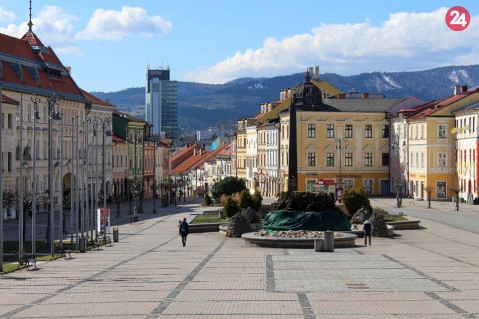Ilustračný obrázok k článku Bystrica sa môže pochváliť prvenstvom: Zatiaľ má najviac sčítaných obyvateľov