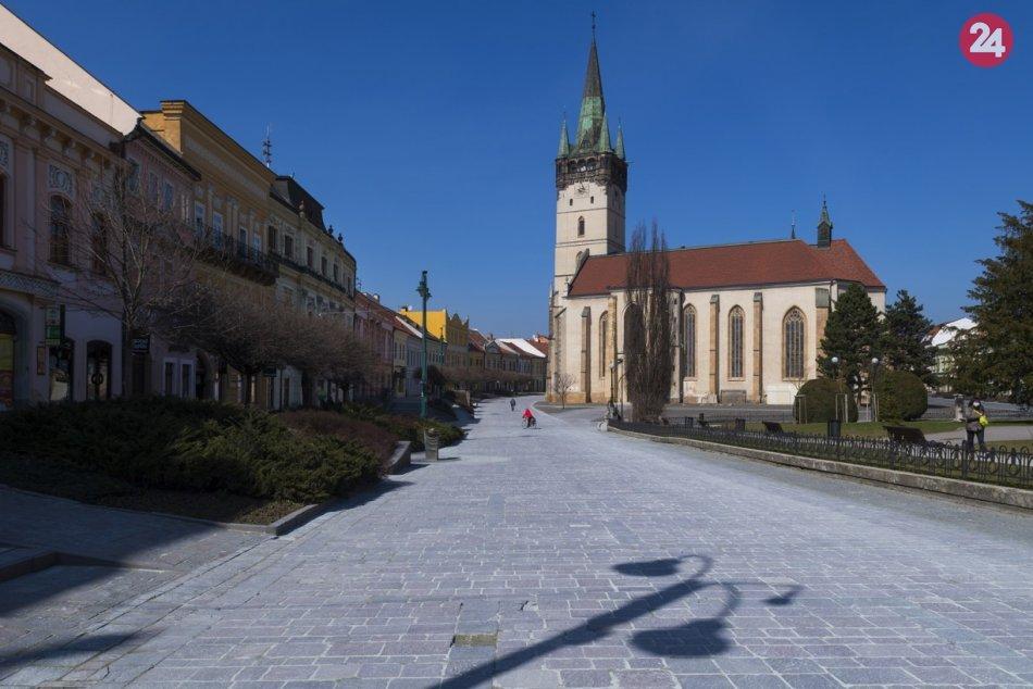 Ilustračný obrázok k článku Ako je to najnovšie so zmenami a uvoľňovaním v Prešove a okolí?