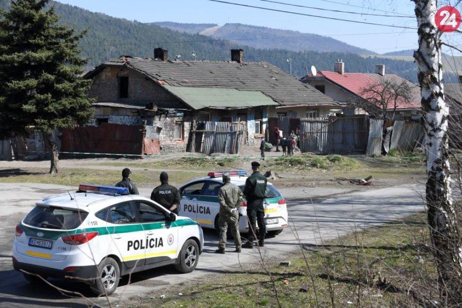 Ilustračný obrázok k článku Nové ohniská nákazy v osadách na východe! Na karanténu dohliadne polícia