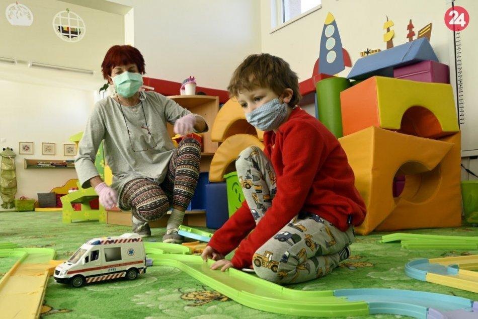 Ilustračný obrázok k článku V Banskobystrickom kraji otvorili už 2 škôlky: Slúžia pre deti rodičov z prvej línie