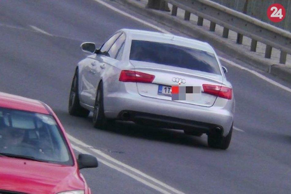Ilustračný obrázok k článku Policajti neverili vlastným očiam: Vodič sa cez Topoľčany rútil rýchlosťou 122 km/h