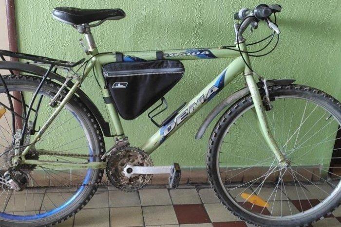 Ilustračný obrázok k článku Ukradnutý bicykel odhodil do priekopy: Polícia hľadá jeho majiteľa