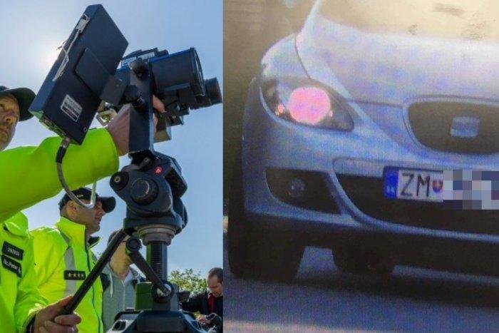 Ilustračný obrázok k článku Mladý vodič trielil cez Topoľčianky rýchlosťou 121 km/h: Stálo ho to vodičák