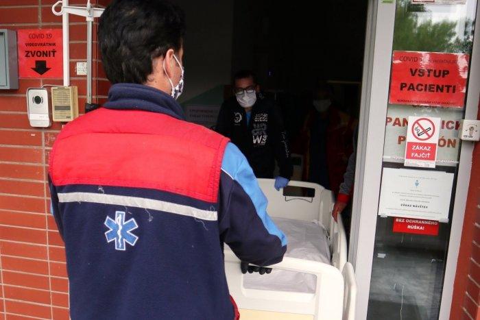 Ilustračný obrázok k článku Pandemický pavilón v Žiline končí: Ležali v ňom desiatky pacientov