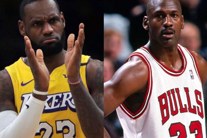 Ilustračný obrázok k článku Čo poviete, môže byť? TOTO je Top 10 najlepších basketbalistov v histórii NBA!