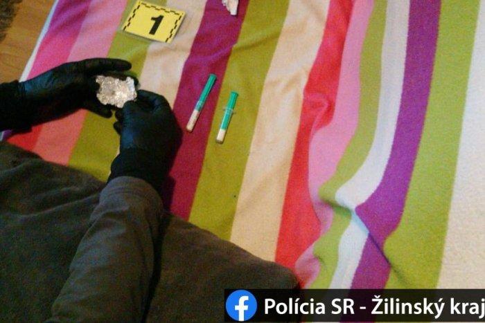 Ilustračný obrázok k článku Žilinčan Vlado má problém: Nabehli k nemu policajti, toto u neho našli
