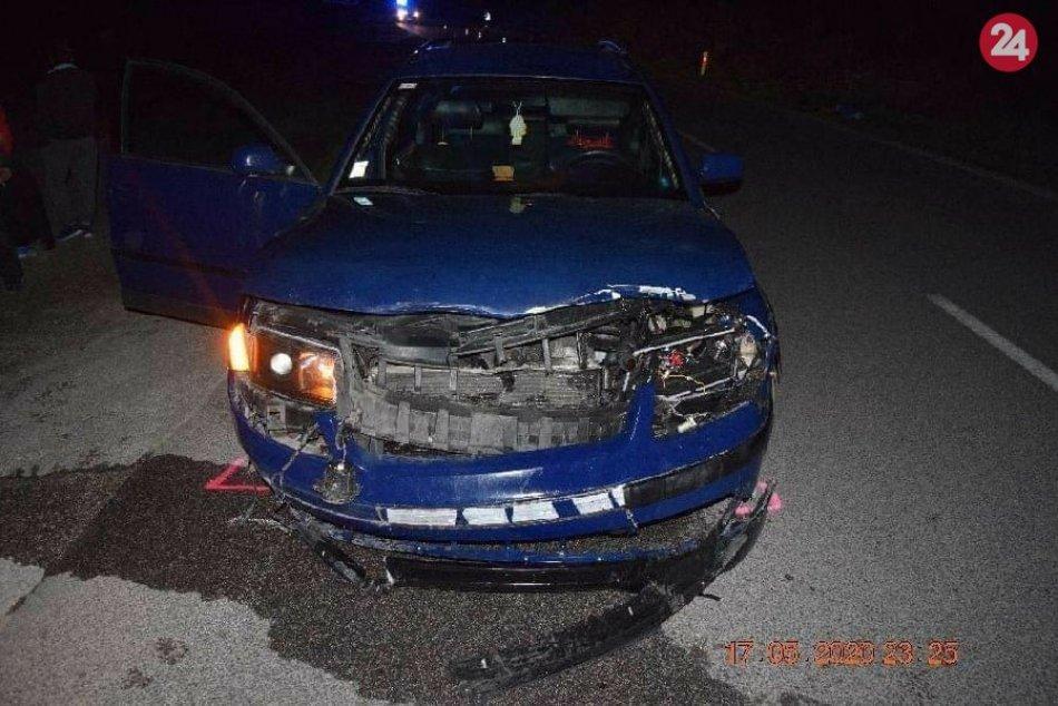Ilustračný obrázok k článku Tragické správy z Horehronia: Pri nehode vyhasol život chodca, FOTO
