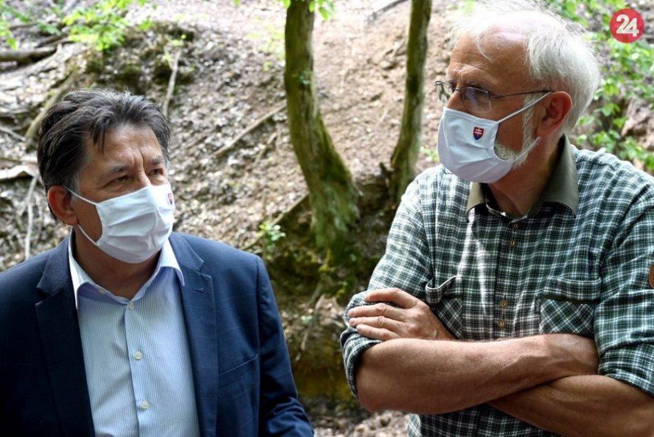 Ilustračný obrázok k článku Minister Mičovský v Revúcej: Vidím priestor na dohodu o Muránskej planine