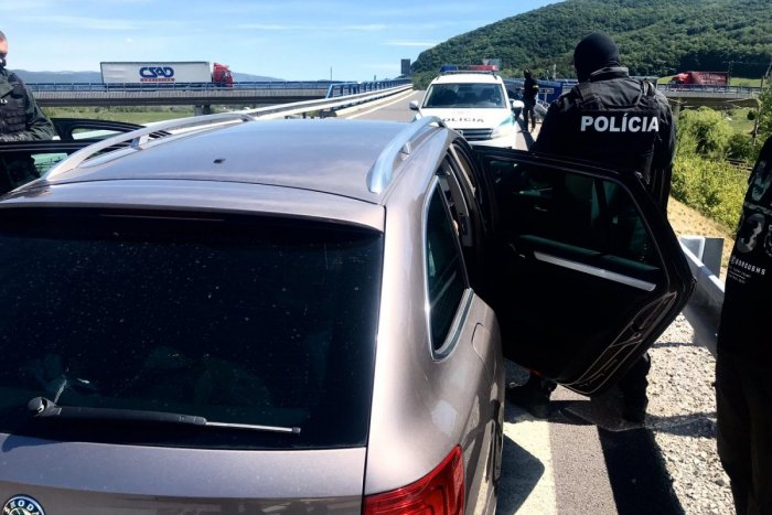 Ilustračný obrázok k článku V Banskobystrickom kraji zasahovali policajti: Prvé INFO od mužov zákona