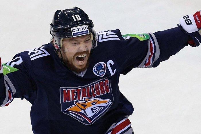Ilustračný obrázok k článku Veterán a rekordér KHL pokračuje ďalej: Podarí sa mu dosiahnuť 1000 bodov?