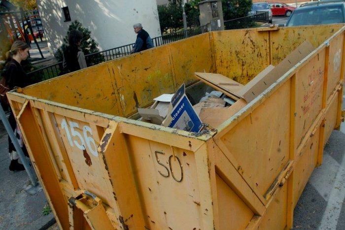 Ilustračný obrázok k článku Veľké jarné upratovanie už začalo: Na ktorých miestach nájdete kontajnery?