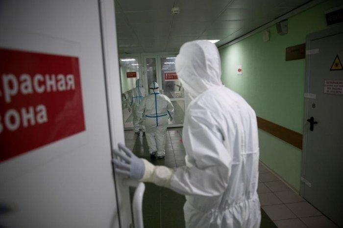 Ilustračný obrázok k článku Smutný rekord z Ruska: Zaznamenali najvyšší denný nárast počtu obetí koronavírusu