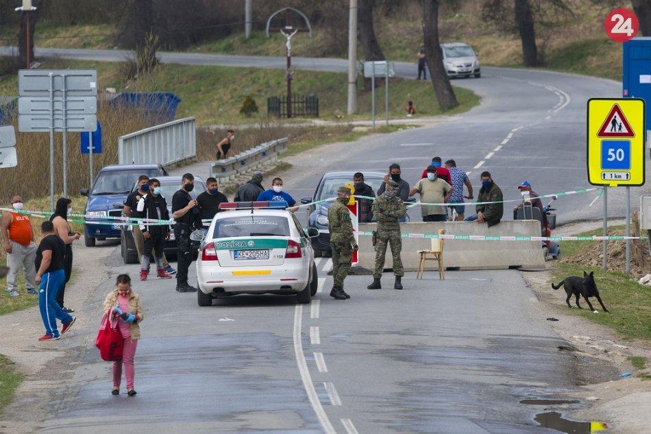 Ilustračný obrázok k článku Obyvatelia osady v Žehre jednohlasne: Očkovať sa nedáme!