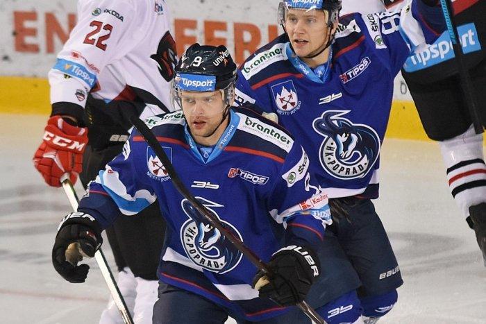 Ilustračný obrázok k článku Žiadny odchod do ruskej KHL! Opora kamzíkov zostáva naďalej pod Tatrami