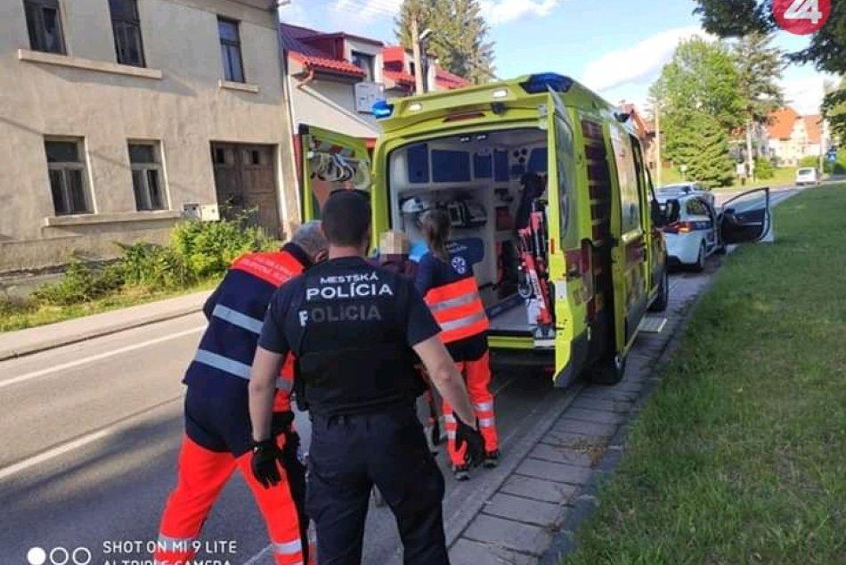 Ilustračný obrázok k článku Dievča zo Zvolena bolo opité na mol: Ratovali ho policajti aj záchranári, FOTO