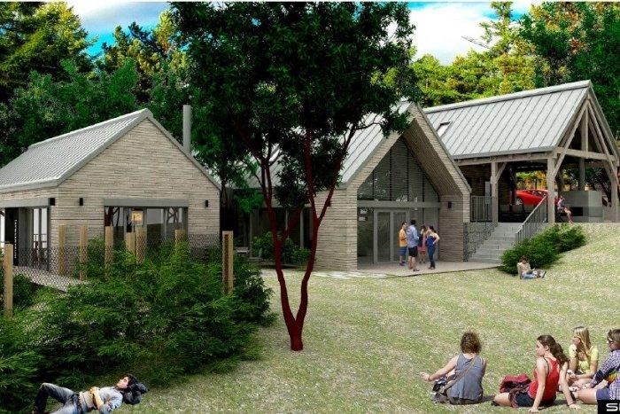 Ilustračný obrázok k článku VIZUALIZÁCIE: Na Kamzíku vyrastú nové domčeky. Aké služby ponúknu?