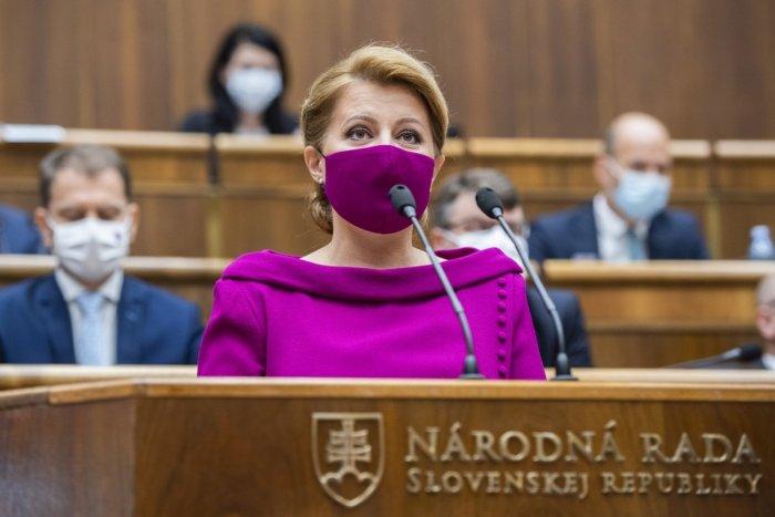 Ilustračný obrázok k článku Čaputová vystúpi v parlamente so správou o stave republiky: Čo povie národu?