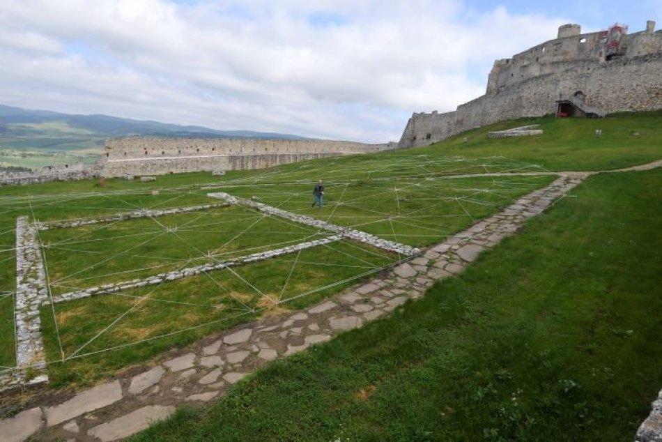 Ilustračný obrázok k článku Spišský hrad sa rozsvieti na zeleno: TOTO je dôvod