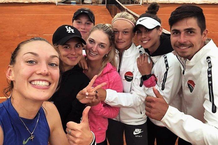 Ilustračný obrázok k článku Tenistky TC EMPIRE Trnava si vo finále zahrajú o titul ženskej extraligy!