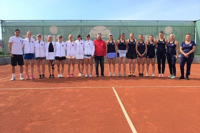 Ilustračný obrázok k článku Tenistky TC EMPIRE Trnava neobhájili titul. Vo finále ich porazili Slovanistky