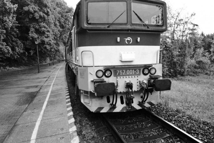 Ilustračný obrázok k článku Tragédia v blízkosti železničnej zastávky v Bystrici: Vlak usmrtil 48-ročnú ženu