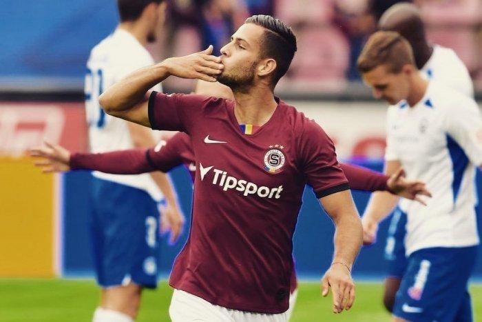 """Ilustračný obrázok k článku Futbalista Hancko nešetrí gélom ani bozkami: Takúto """"pusinku"""" poslal svojej českej KRÁSKE!"""
