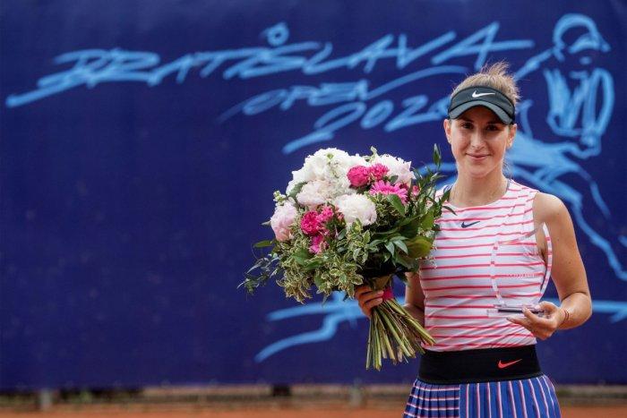 Ilustračný obrázok k článku Svetová tenisová osmička si pochvaľuje turnaj v Bratislave: Cítila som sa tu ako DOMA!
