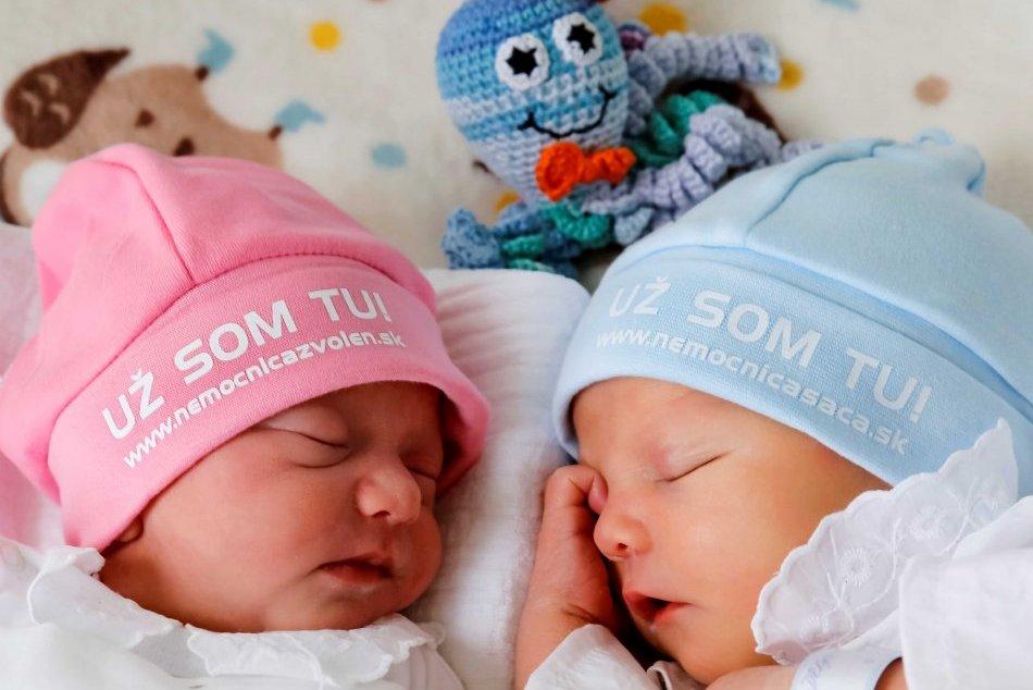 Ilustračný obrázok k článku Zvolenské bábätká dostanú krásny darček: Pomohli šikovné dobrovoľníčky, FOTO
