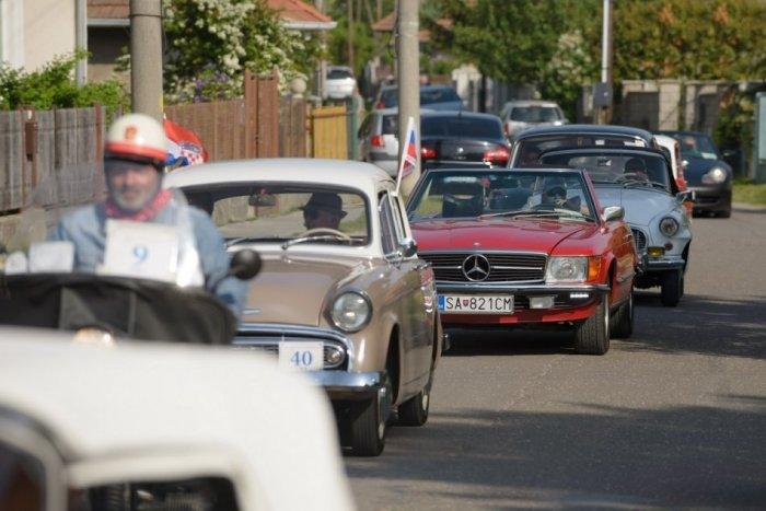 Ilustračný obrázok k článku Veterány vyštartujú na cesty: Pri Topoľčanoch bude zraz historických vozidiel