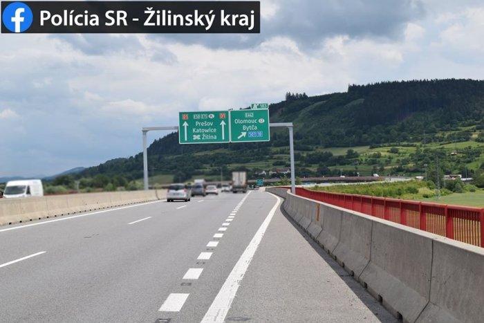 Ilustračný obrázok k článku Vodiči, neprehliadnite: Víkendové dopravné obmedzenia na D1 pri Žiline