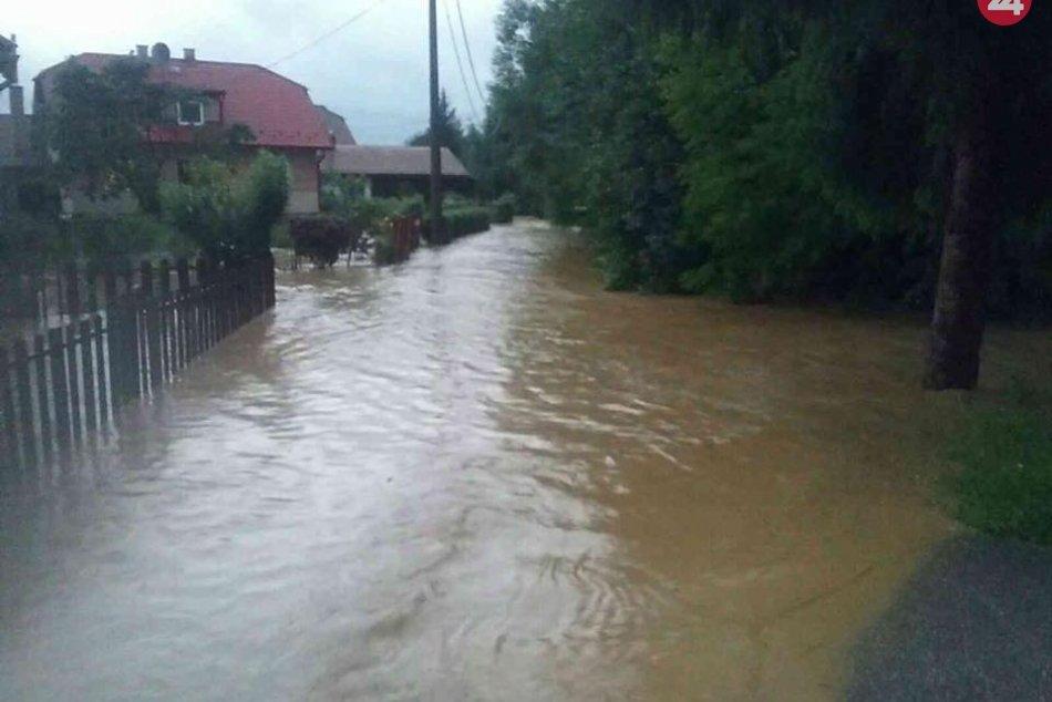 Ilustračný obrázok k článku V Ružomberku a piatich obciach okresu vyhlásili mimoriadnu situáciu