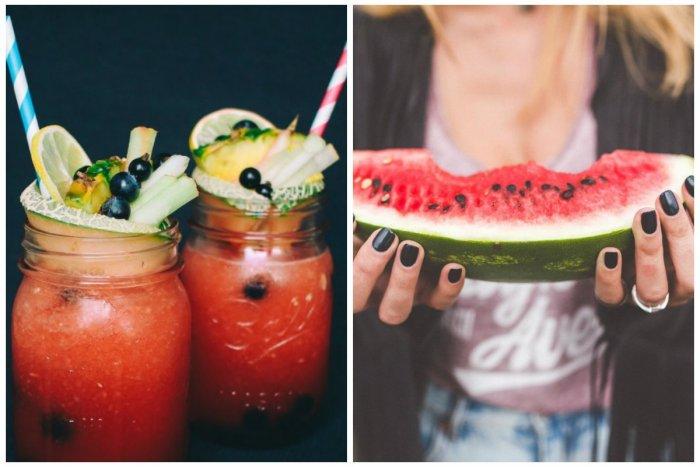 Ilustračný obrázok k článku Je vám teplo? Pripravte si osviežujúci melónový letný drink, RECEPT