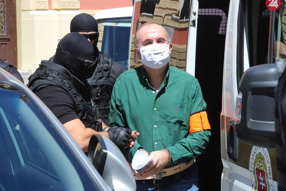 Ilustračný obrázok k článku Po dlhých mesiacoch na slobode: Kajetána Kičuru prepustili z väzby