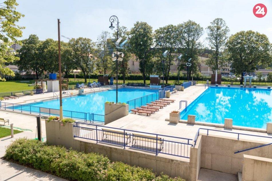 Ilustračný obrázok k článku Nová vírivka aj teplejšie bazény - to sú novinky na košických kúpaliskách