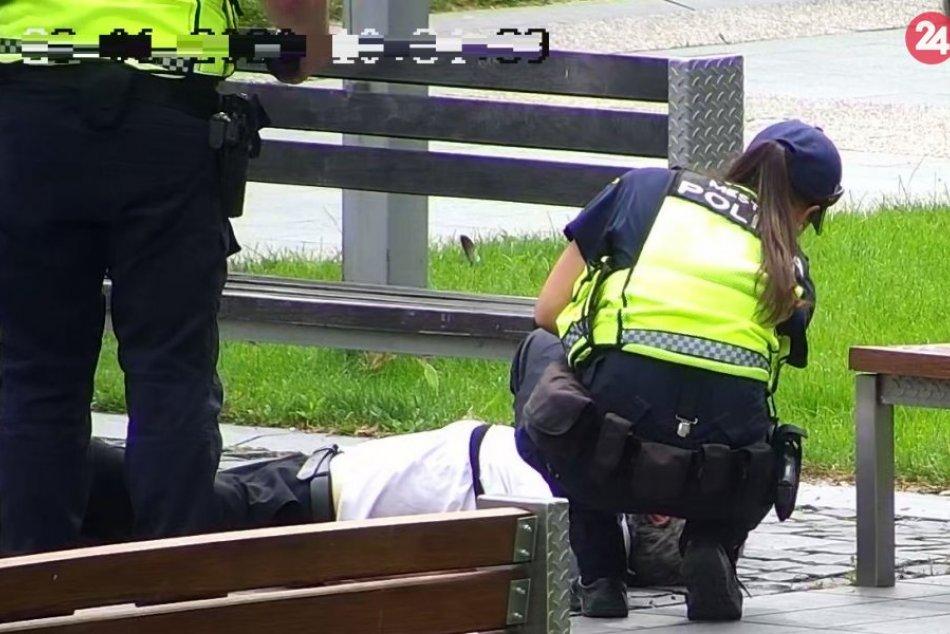 Ilustračný obrázok k článku Dramatické chvíle vo Zvolene: Kamery zalarmovali mestskáčov aj záchranárov, FOTO