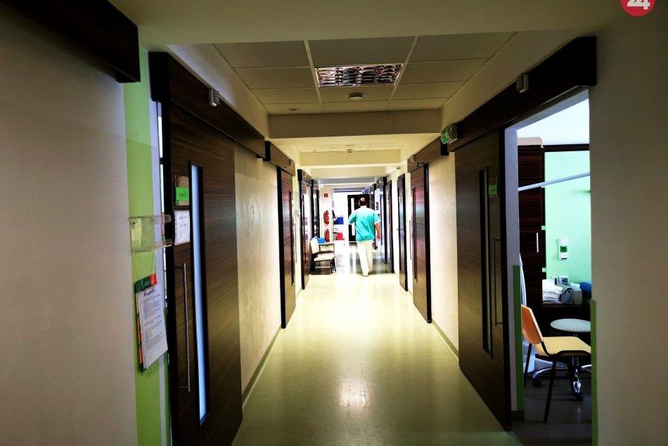Ilustračný obrázok k článku Pozor, nastala zmena: Vo zvolenskej nemocnici začne platiť zákaz návštev