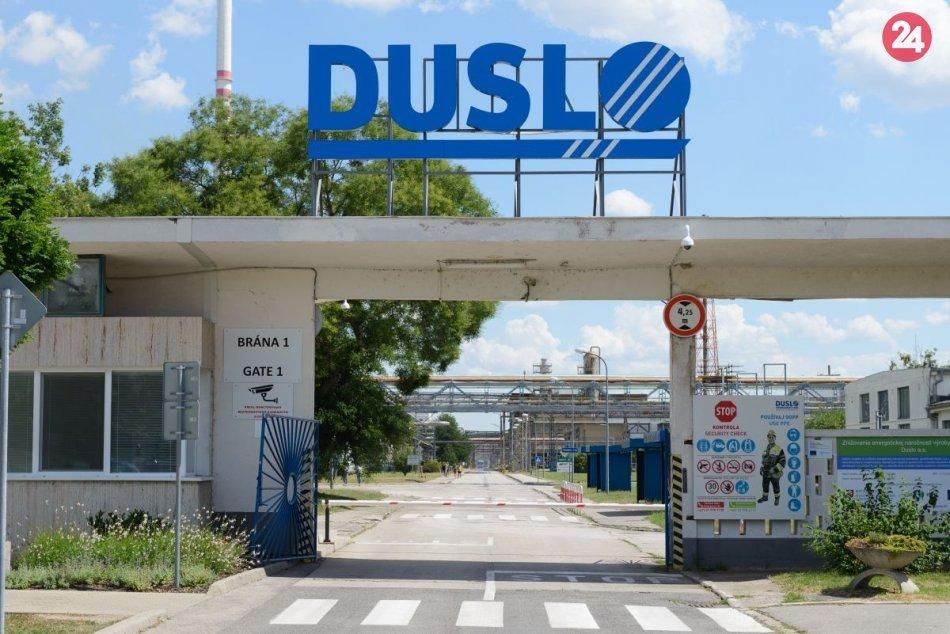 Ilustračný obrázok k článku Vysoké ceny plynu zasiahli aj Duslo: V hre je aj úplné prerušenie výroby!