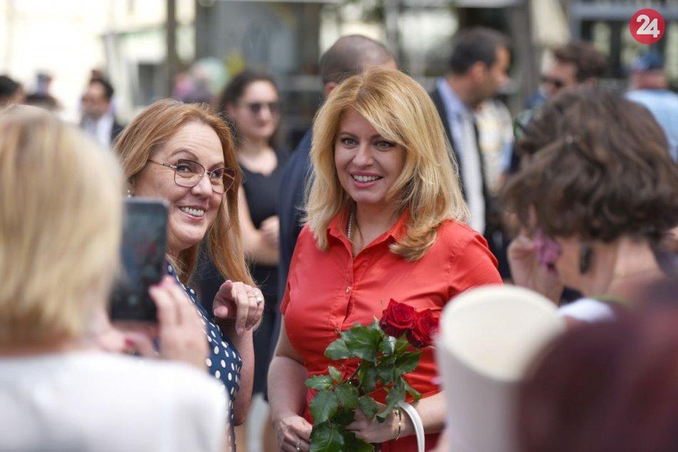 Ilustračný obrázok k článku Banskobystrický kraj navštívi Čaputová: Kam všade má prezidentka namierené?