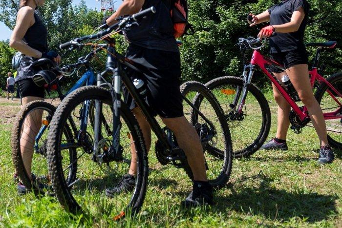 Ilustračný obrázok k článku Cyklisti aj na našich cestách: Baťovianska galuska povedie troma okresmi