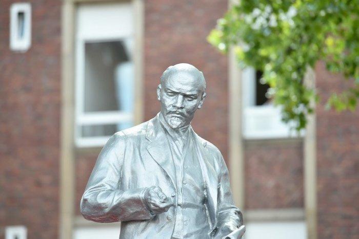 Ilustračný obrázok k článku SVET O SLOVENSKU: Neuveriteľné! Popradská socha Lenina v USA stále stojí