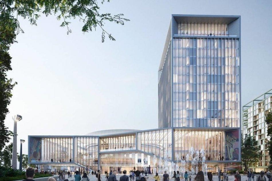 Ilustračný obrázok k článku Namiesto kultúry množstvo bytov: Nezávislí architekti kritizujú Nový Istropolis
