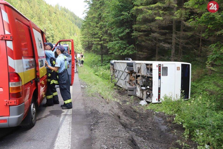 Ilustračný obrázok k článku Nové INFO o havárii autobusu na Donovaloch: Čo odhalilo vyšetrovanie? FOTO
