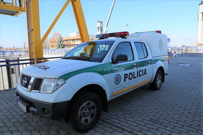 Ilustračný obrázok k článku Problémy na vodnom diele Gabčíkovo: Dopravu blokuje nákladná loď