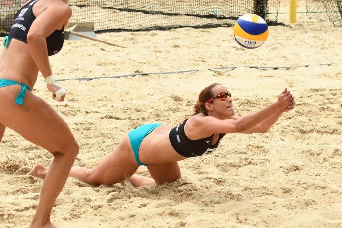 Ilustračný obrázok k článku Šaľa zažije prímorskú atmosféru: Pri Váhu sa rozbehne turnaj v plážovom volejbale