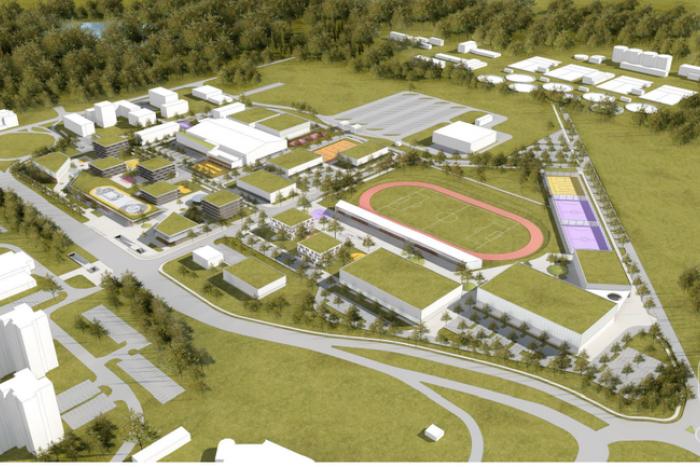 Ilustračný obrázok k článku Bratislavčania sa môžu tešiť na moderný atletický štadión. V ktorej mestskej časti má vyrásť?