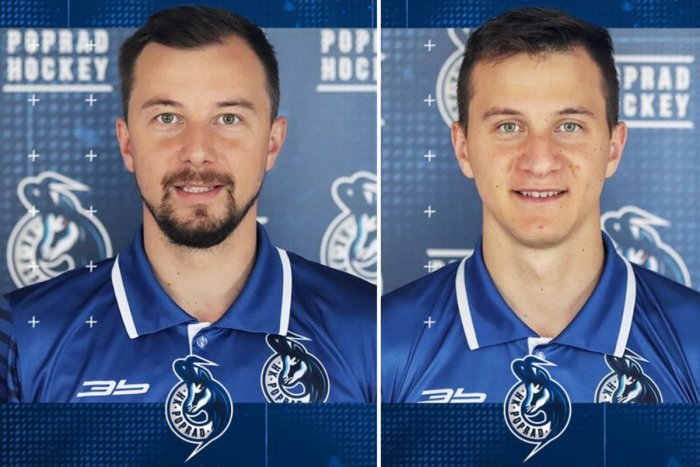 Ilustračný obrázok k článku Hokejoví bratia zostávajú v Poprade: Každý chce titul, my však s domácim tímom!
