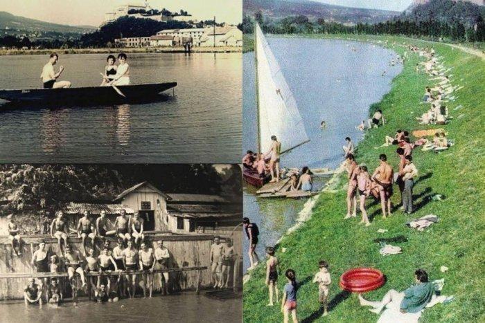Ilustračný obrázok k článku RETRO spomienky spod Zobora: Takto vyzerali letné radovánky v Nitre kedysi