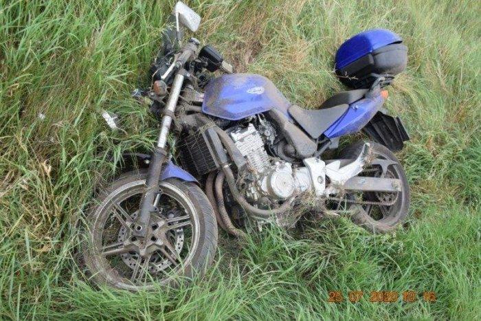 Ilustračný obrázok k článku V Košickom kraji cez víkend havarovali niekoľkí motocyklisti